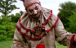 Twisty de clown in American Horror Story Freak Show
