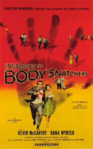 invasion_body_snatchers poster