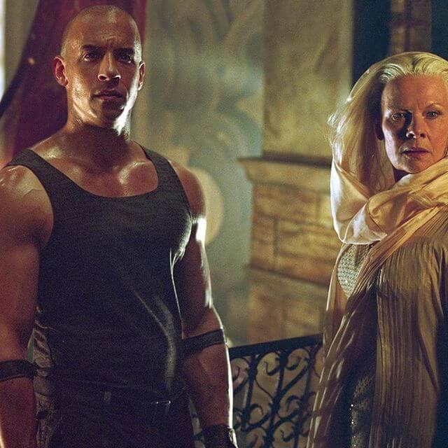 Vin Diesel has Riddick tv and movie plans