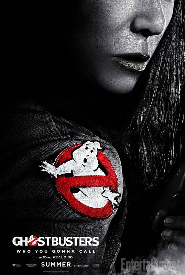 Ghostbusters 3 - Erin Gilbert