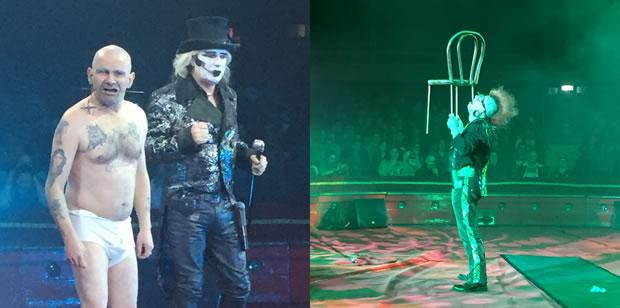 circus of horrors freaks