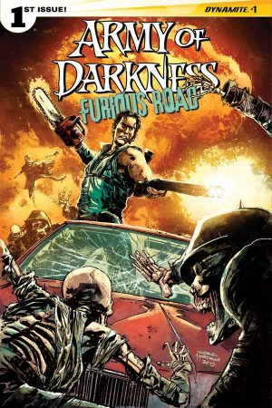 Evil Dead - Army of Darkness - Comic