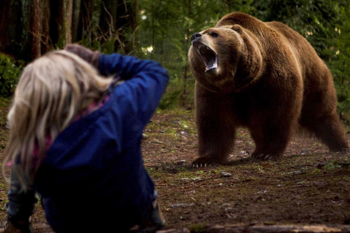 Bart the Bear 2 is boos