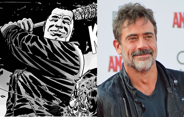 walking dead negan jeffrey dean morgan