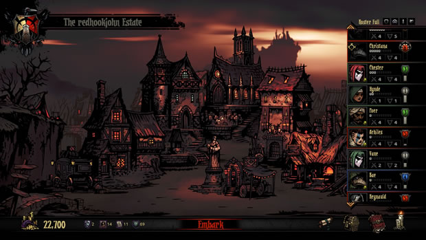 Darkest Dungeon - Redhookjohn Estate