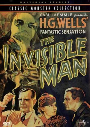 Invisible Man - classic Universal movie
