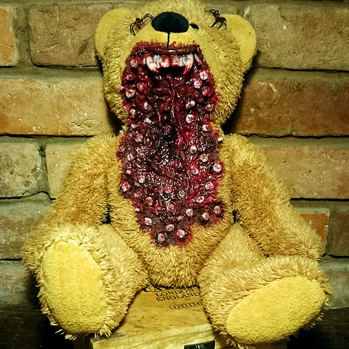 Tooth ache Ted