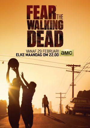 Fear The Walking Dead 2015 Adam Davidson en Dave Erickson