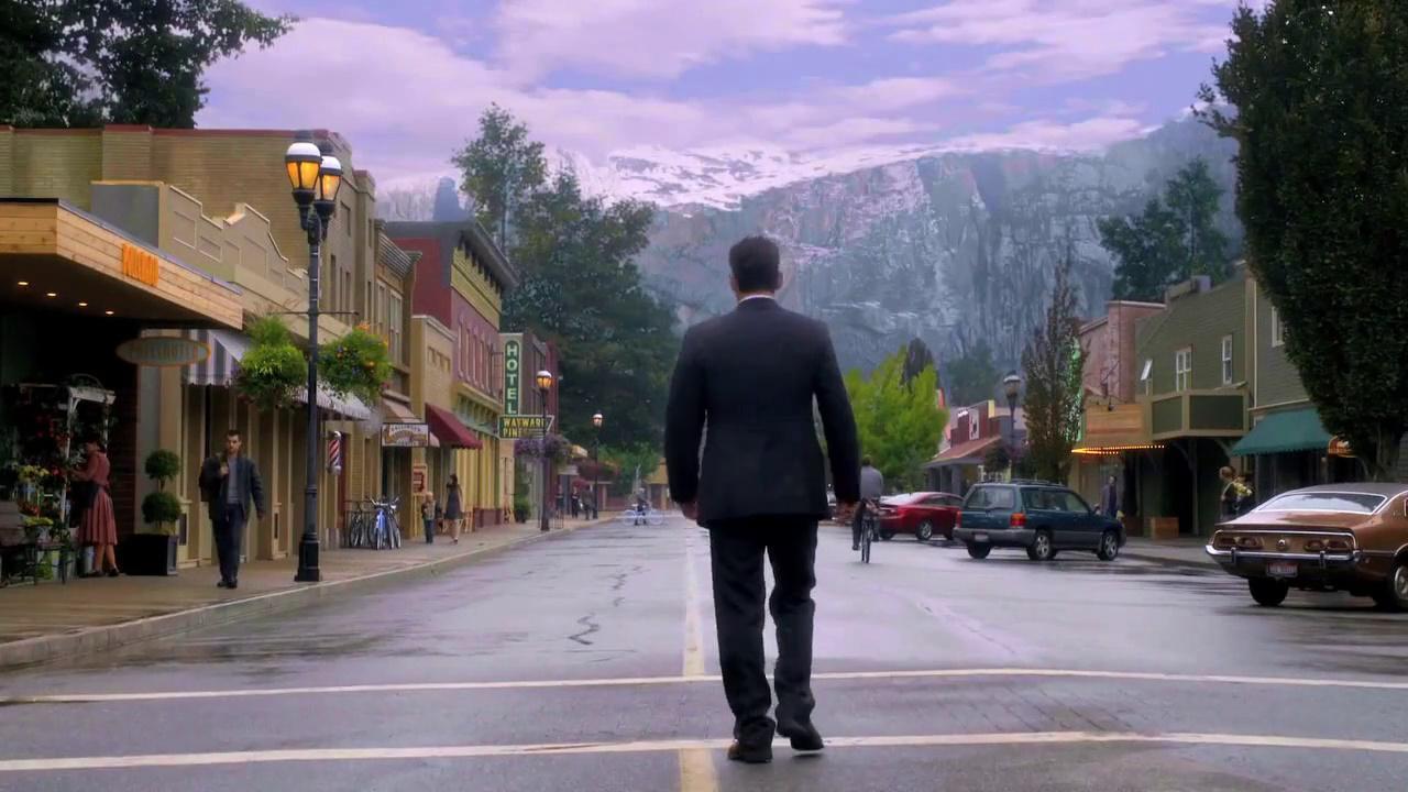 Wayward Pines seizoen 1