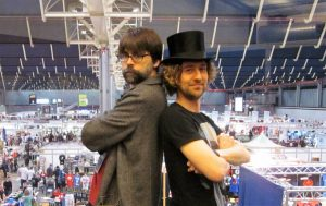 Joe Hill dutch comic con 2016