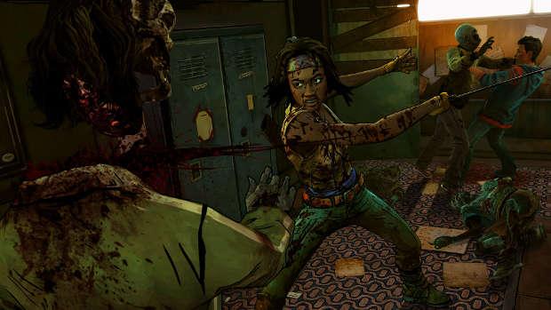 The Walking Dead Telltale Michonne