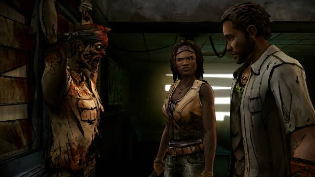 Pete Walker - Michonne The Walking Dead - Tell Tale Games