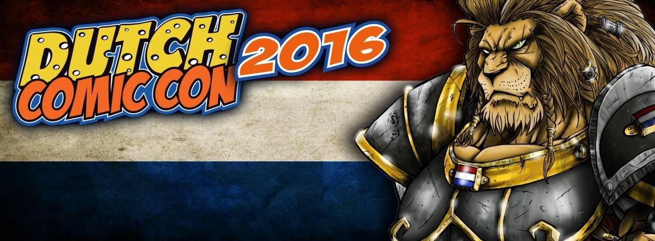 dutch comic con 2016