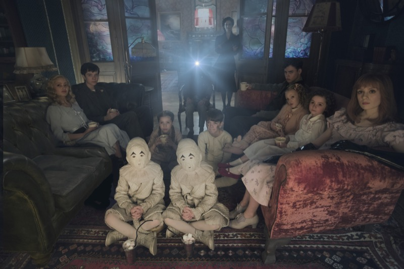 titel Miss Peregrine's Home for Peculiar Children