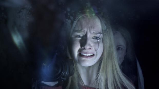 The Visit (Olivia DeJonge)