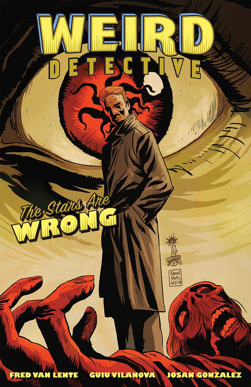 weird detective comic