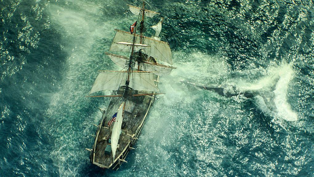 De aanval op de Essex diende ter inspiratie voor Moby Dick.