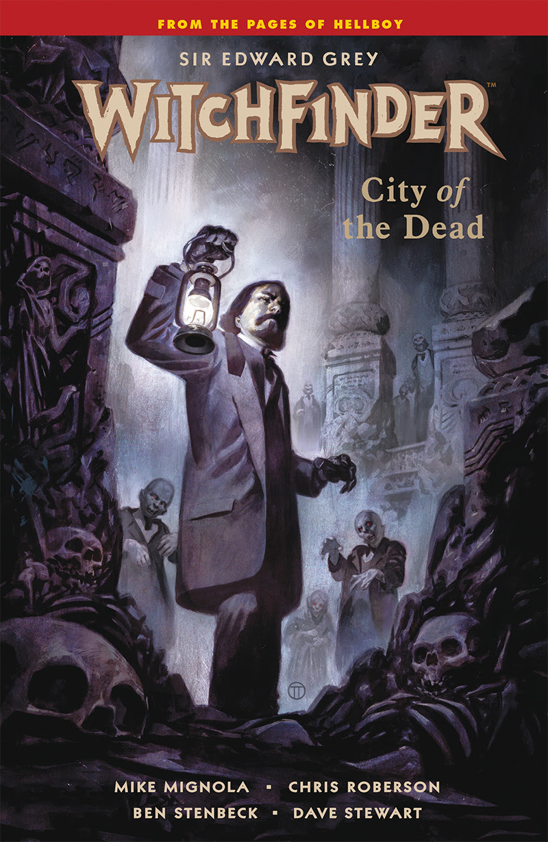 Witchfinder: City of The Dead