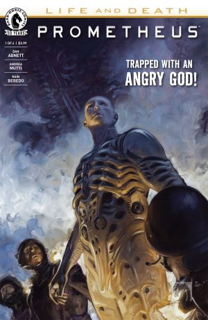 Dark Horse Comics Prometheus 1