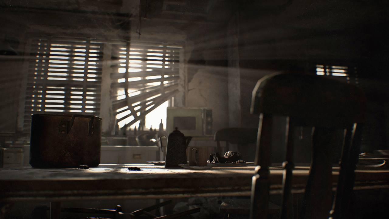 Beginning Hour - Resident Evil 7