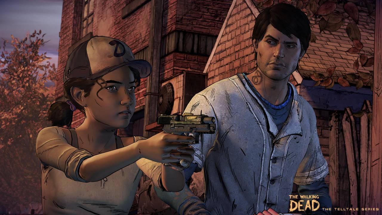 The Walking Dead 3 Telltale Games