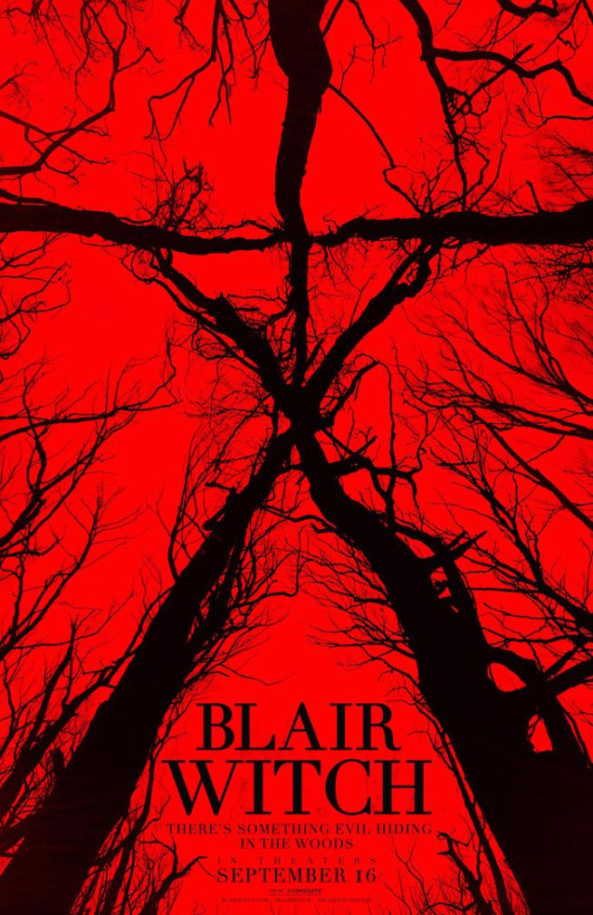 Blair Witch 2016 (The Woods)
