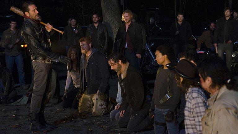 The Walking Dead trailer seizoen 7