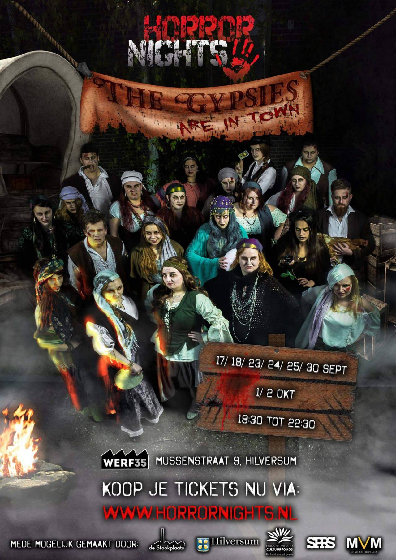 Horror Nights Hilversum