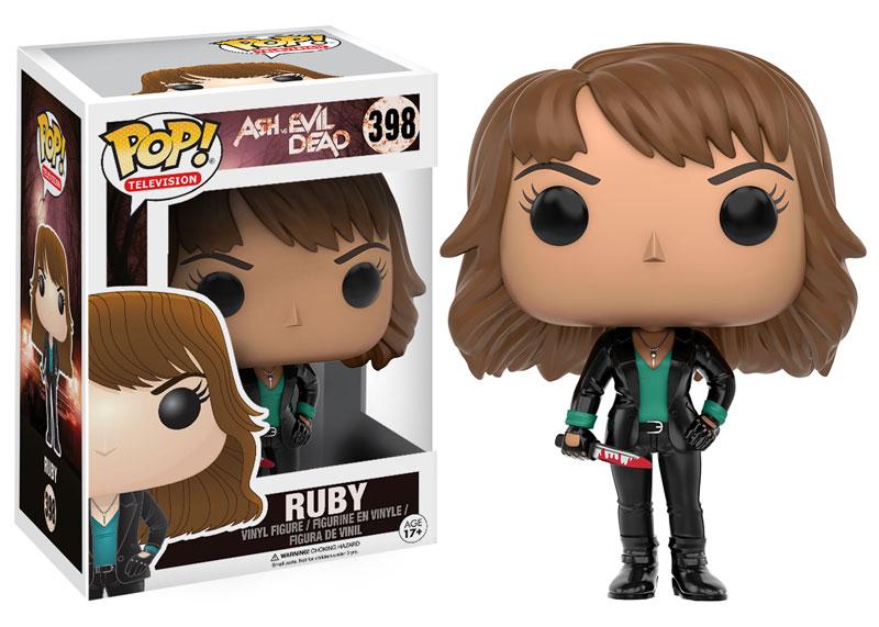 Ruby Knowby - Ash Evil Dead - Funko Pop