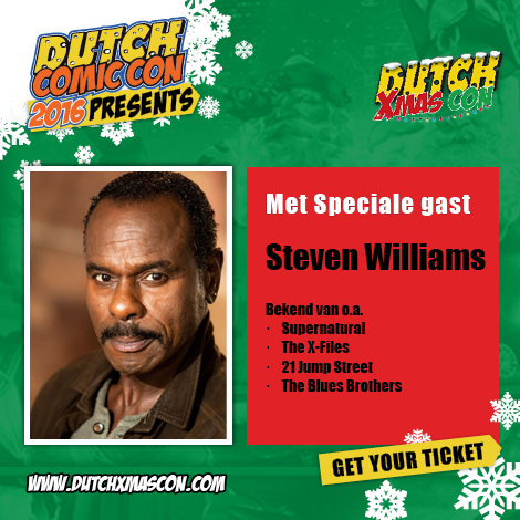 steven williams dutch xmas con