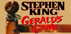 Gerald's Game 1992 Stephen King