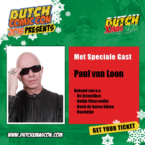 paul van loon dutch xmas con 2016