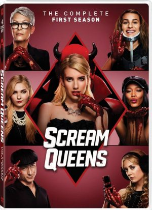 Scream Queens seizoen 1