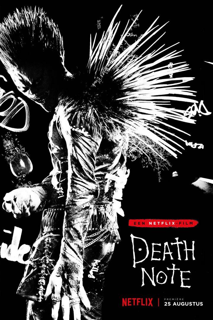 Death Note - Ryuk und Light treffen in neuem Clip aufeinander