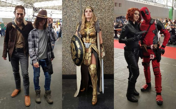 Comic Con Amsterdam 2017 Verslag