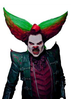 Halloween Fright Nights Recensie.Walibi Halloween Fright Nights Eddie De Clown Opent Eigen