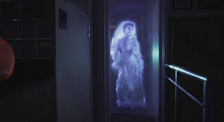 Ghostly Apparitions Copyright AtmosFX