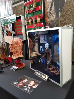 Nightmare on Elmstreet props