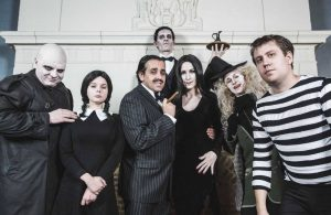 Cosplay Addams Family