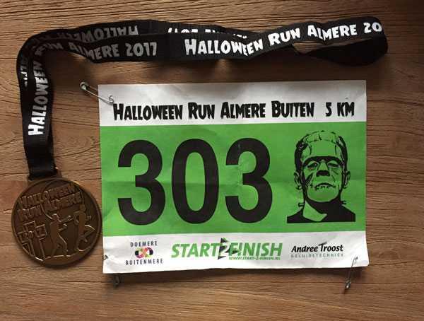 Halloween Run Almere Buiten