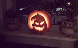 Maak je eigen Halloween pompoen