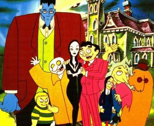 Addams Family animatie