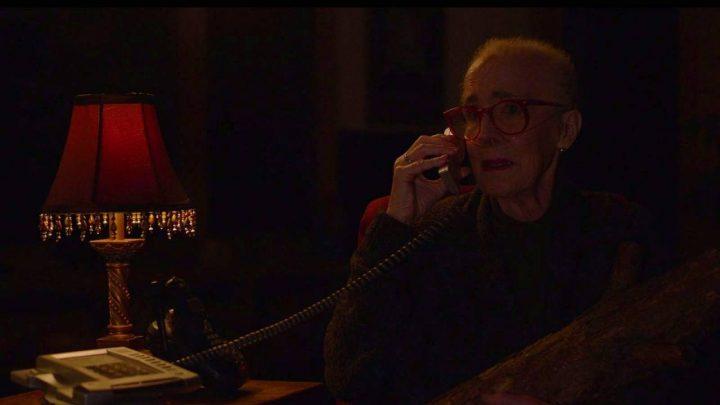 """Hartverscheurend vind ik de scènes met Catherine Coulson (de Log Lady) die tijdens de opnames ongeneeslijk ziek was en inmiddels gestorven is. Met deze kennis krijgt vooral aflevering 15 """"There's Some Fear in Letting Go"""" een speciale lading."""