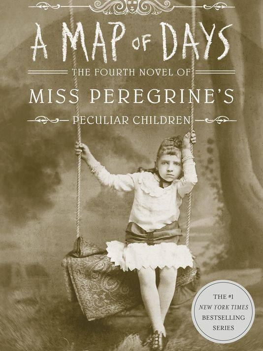 A Map of Days - Miss Peregrine