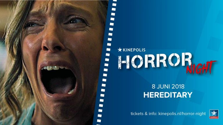 kinepolis horror night hereditary