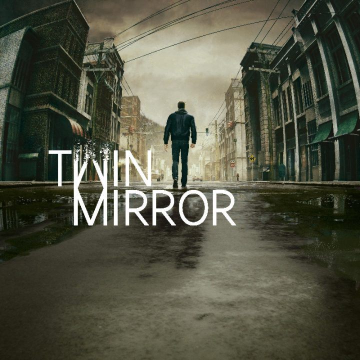 Twin Mirror - Key Art
