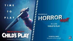 Horror Night Child's Play - Kinepolis