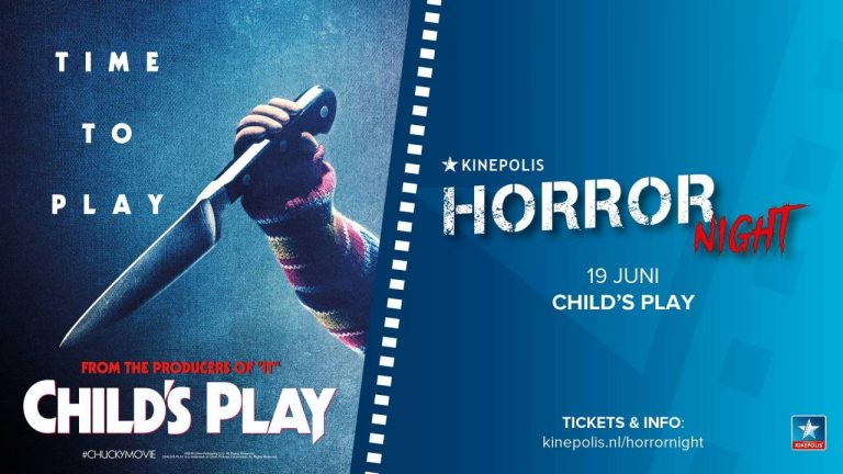 Horror Night Child's Play - Kinepolis