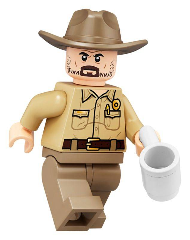 Lego Stranger Things - Hopper