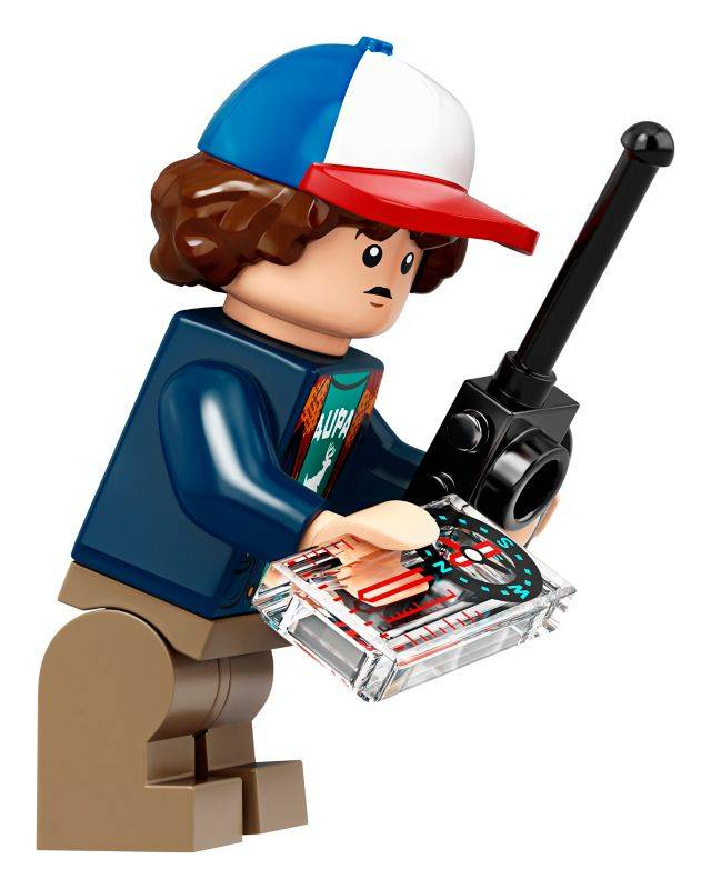 Lego Stranger Things - Dustin